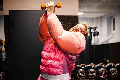 Как держать мышцы втонусе