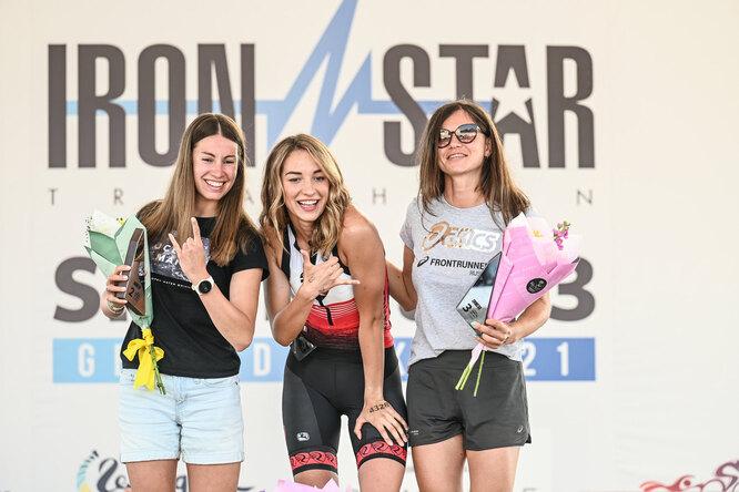 Первые международные соревнования потриатлону IRONSTAR 2021 прошли 20-22 мая вГеленджике