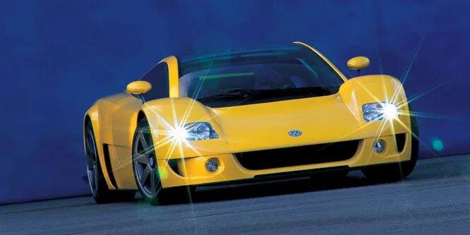 <br />Volkswagen W12 Nardo получил своё имя от тестовой гоночной трассы Nardo, где Volkswagen поставил ряд рекордов с помощью своего прототипа. Но вместо производства W12 Nardo фирма решила заняться Bugatti Veyron, взяв от концепт-кара ряд ценных находок.<br />&nbsp;