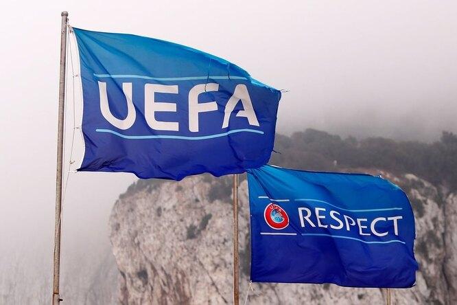 УЕФА определился снаказанием дляклубов Суперлиги