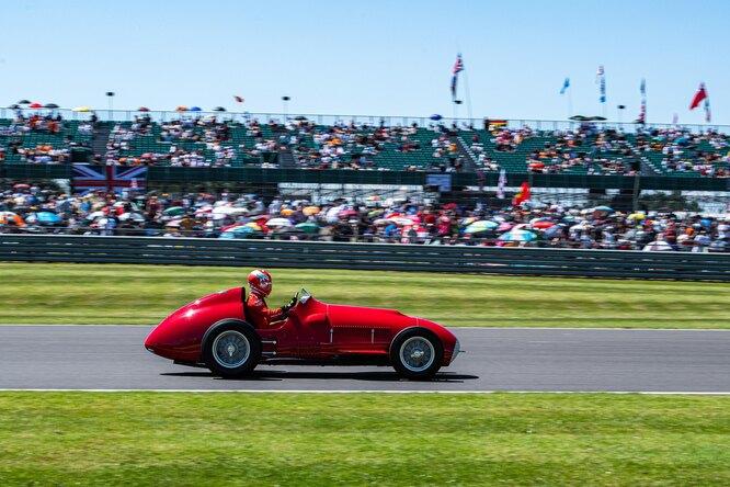 70-летний Ferrari вернули нагоночную трассу Формулы-1