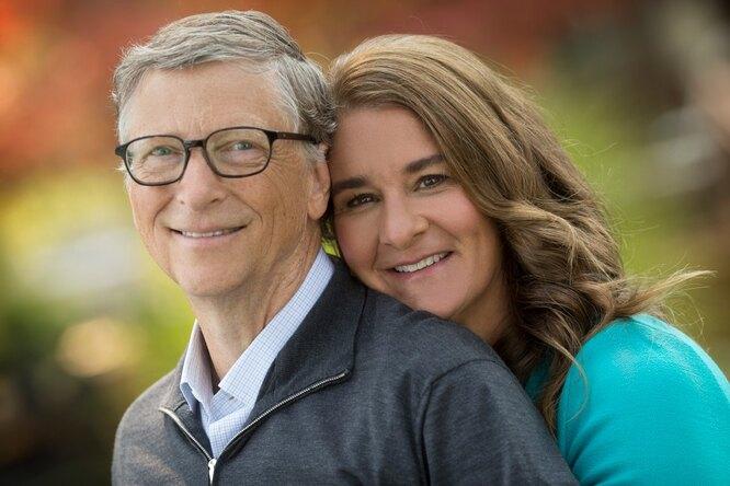 Билл Гейтс разведется сженой после 27 лет брака