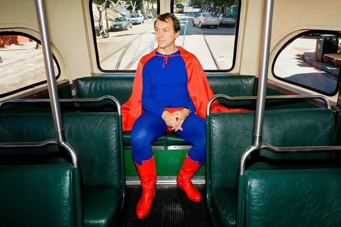 Супермены среди нас: есть ли вповседневной жизни настоящие герои?