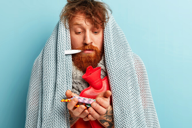 Когда простуда становится опасной? 6 признаков, что увас что-то посерьезнее ОРВИ