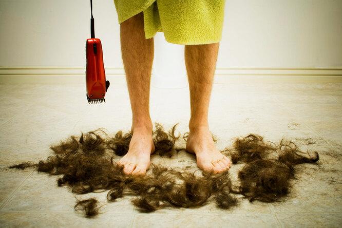 Нужно ли мужчинам брить ноги?