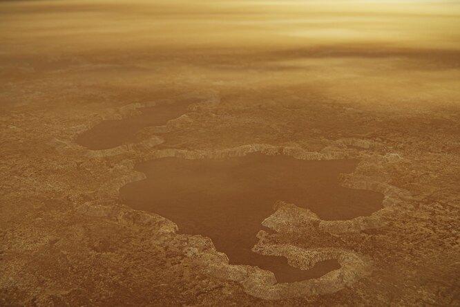 Как ученые ищут признаки жизни втуманах Титана имарсианских оползнях