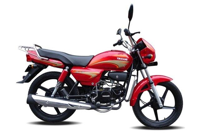 Yinxiang (Чунцин). Основанная в 1997 году компания, производитель автомобилей и мотоциклов. На снимке – Yinxiang YX100-K5.