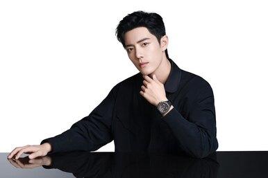 Популярный актер ипевец  Сяо Чжань стал новым посланником  Zenith