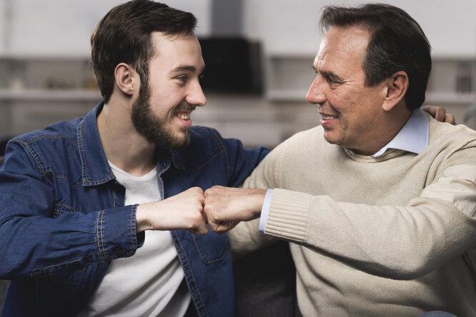 Как наладить отношения сродителями: проблемы итонкости