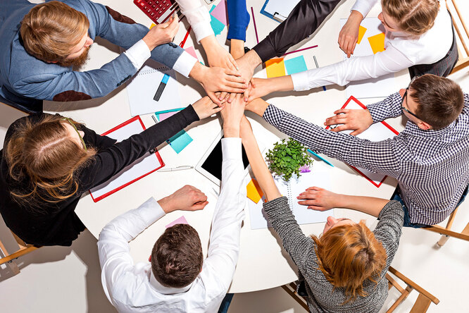 Ключевой фактор успеха бизнеса: как собрать эффективную команду иорганизовать ее работу