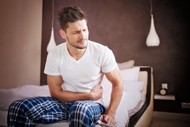 Что означают боли вживоте?