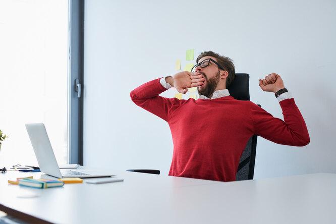 Как победить офисный синдром ине сгореть наработе