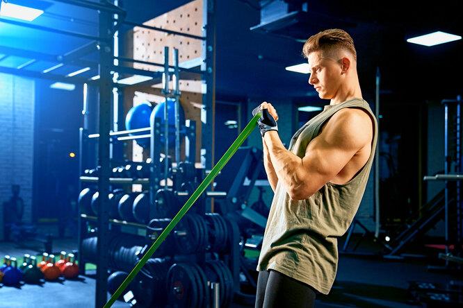 3 лучших упражнения набицепс вкроссовере