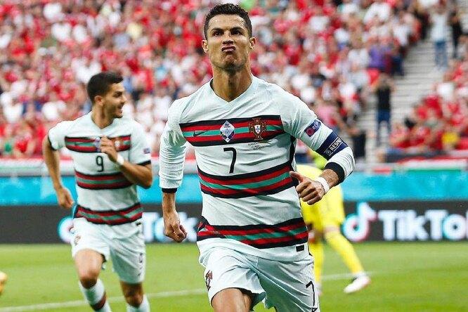 UEFA отреагировал на«вирусное» действие Роналду во время Евро-2020