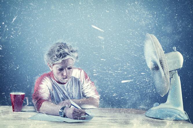 Как пережить жару безкондиционера: 8 советов, чтобы быстрее охладиться