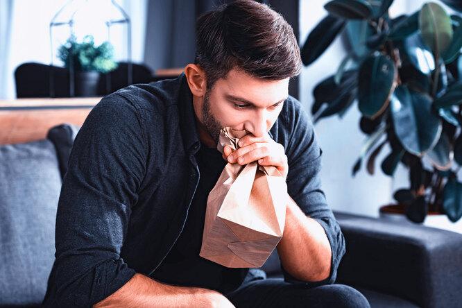 7 признаков, что вы вшаге отнервного срыва