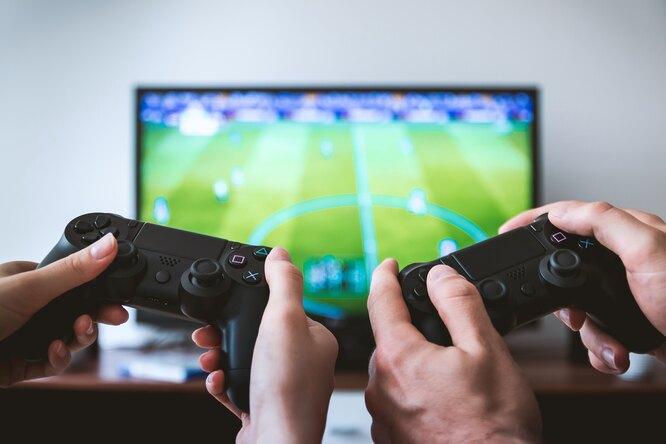 Геймеры сжигают до472 калорий задвухчасовой сеанс видеоигр — исследование