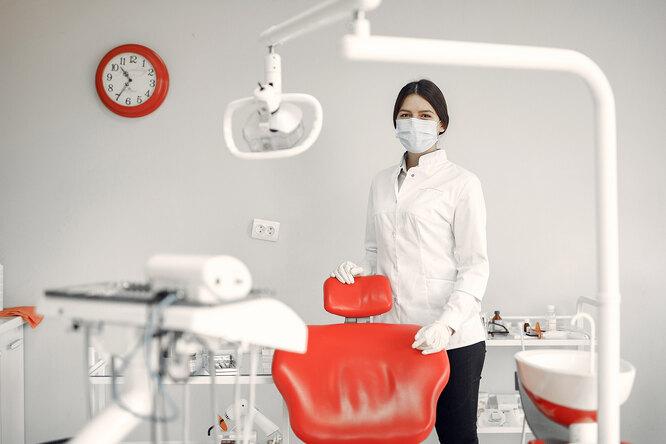 5 болезней, который ваш дантист обнаружит первым