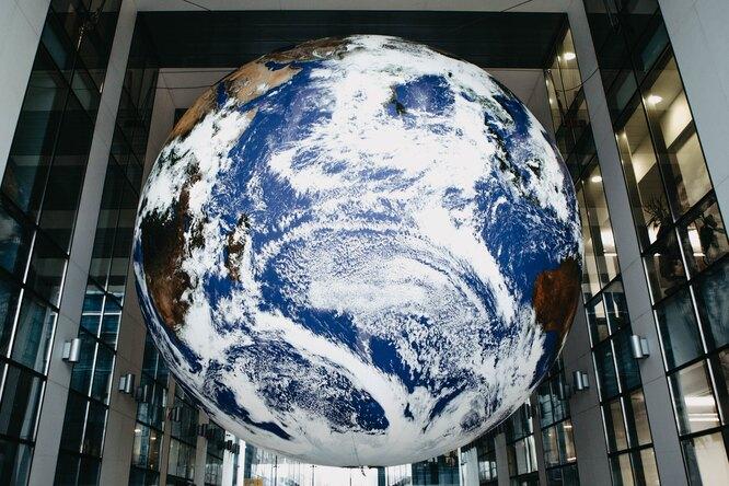 Как изменялась Земля запоследние 40 лет: зрелищный таймлапс