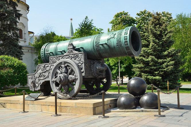 Почему Царь-пушка – вовсе непушка: что насамом деле стоит вКремле