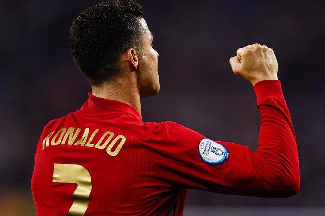 Роналду стал обладателем самого дорогого аккаунта винстаграме
