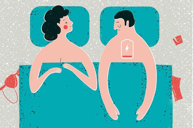 5 признаков, что увас могут быть проблемы сэрекцией – вбудущем
