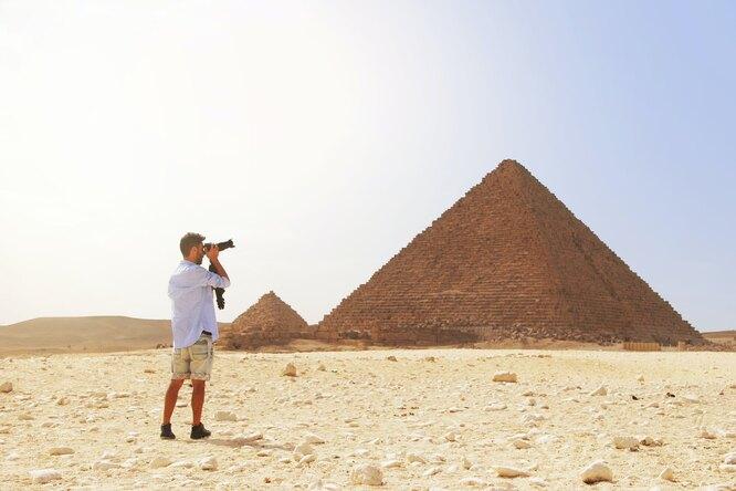 Правительство Египта смягчило ограничения длятуристов