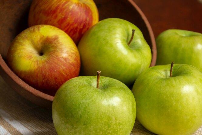 Сколько яблок можно съедать вдень?