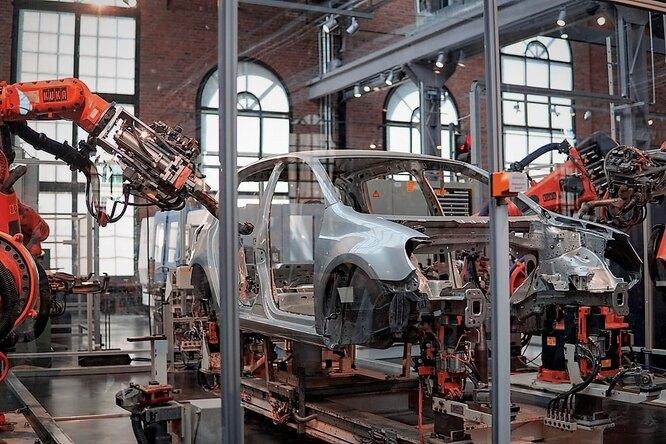 На заводе Lada Granta нехватило запчастей