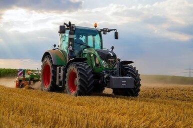 5 роскошных тракторов отLamborghini: иPorsche