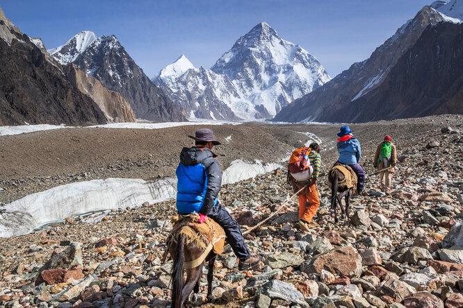 «Дикая гора»: место, где гибнет каждый четвертый альпинист