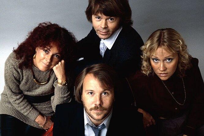 Группа ABBA выпустит пять новых песен впервые за39 лет