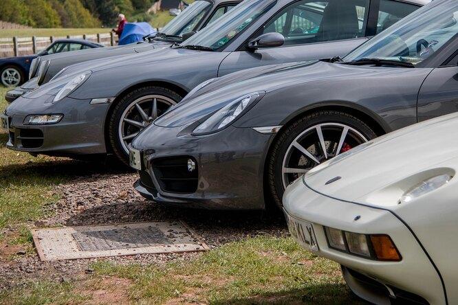 Самый быстрый вмире спорткар Porsche выставят нааукцион