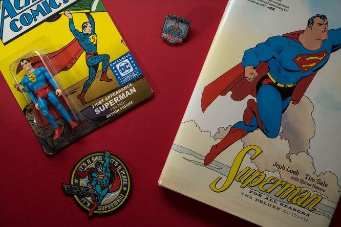 Новый Супермен: DC официально закончит историю Кларка Кента