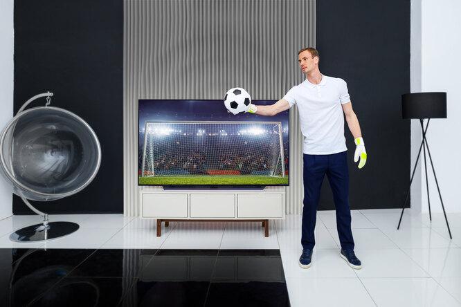 Домашний матч: как смотреть футбол дома смаксимальным удовольствием