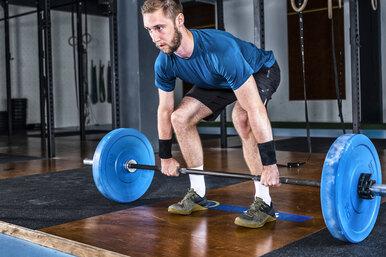 Какие мышцы можно накачать спомощью становой тяги?