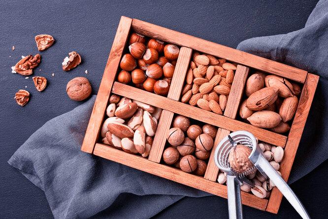 Самые полезные: топ-5 орехов длямужского здоровья