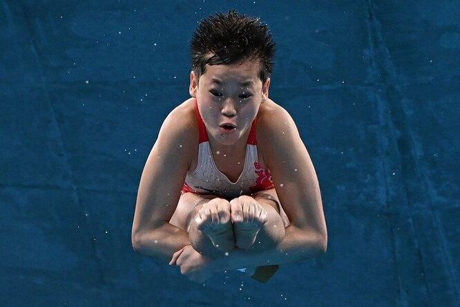 Отец 14-летней олимпийской чемпионки отказался отпремии втри миллиарда рублей
