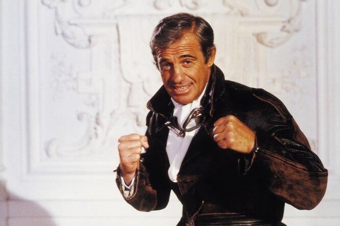 10 героев Жан-Поля Бельмондо, накоторых хочется быть похожим