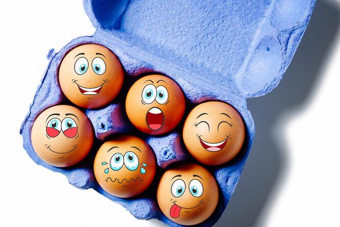 Как неотравиться яйцами?