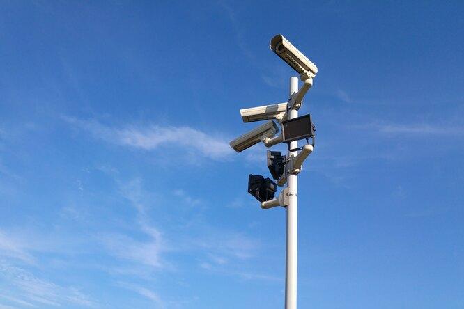 В Москве камеры оштрафовали водителя трижды заодну минуту