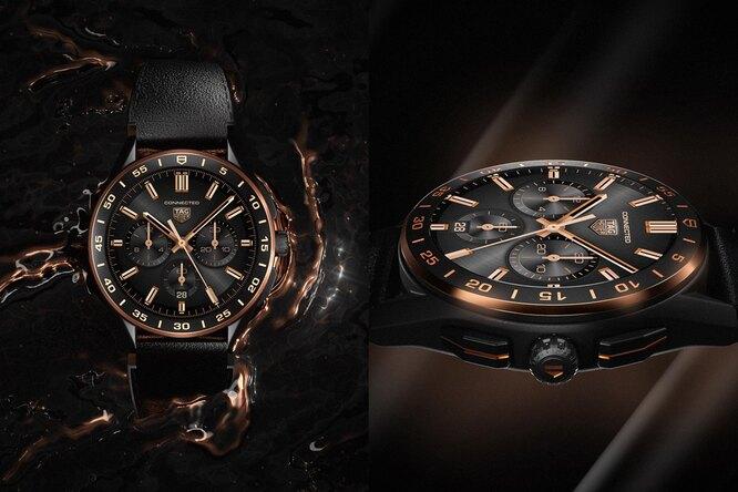 TAG Heuer представил элегантные смарт-часы