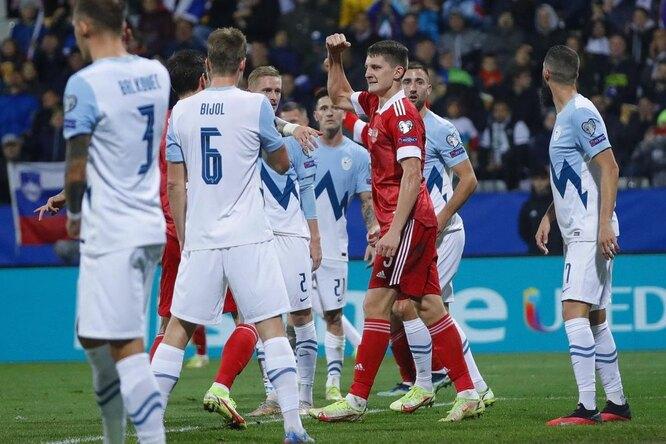 Ключевой игрок российской сборной получил травму ивыбыл нанесколько недель