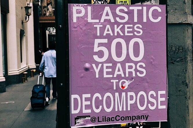Ученые придумали пластик, который разлагается занесколько дней