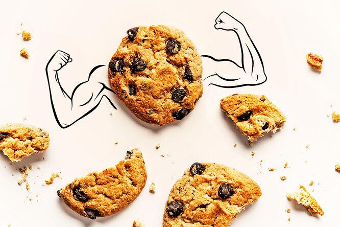 Как приготовить лучшее протеиновое печенье: простой рецепт