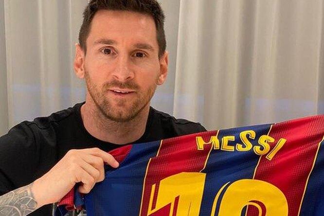 «Барселона» предложила Месси новый контракт сеще более низкой зарплатой