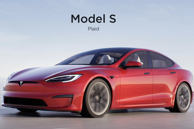 Tesla выпустила свой самый быстрый электрокар