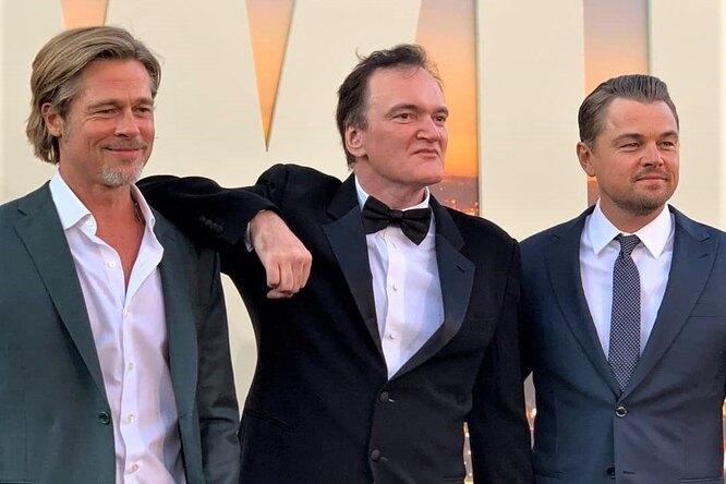 Тарантино назвал свою любимую сцену из«Однажды в... Голливуде» — ее вырезали изфинальной версии