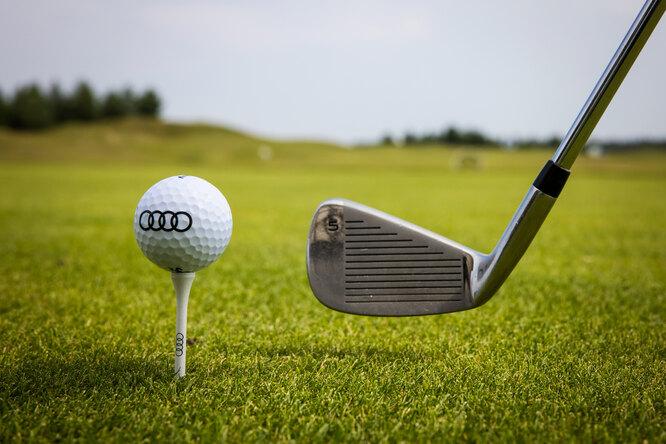 Audi e-tron golf weekend 2021: будущее начинается сейчас