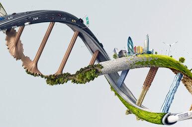 Справиться славиной новой информации можно спомощью ДНК: мнение эксперта
